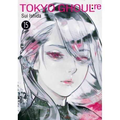 Tokyo Ghoul:re tom 15