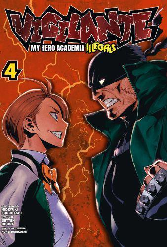Vigilante. My Hero Academia 04