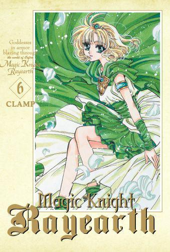 Magic Knight Rayearth tom 06