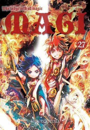 Magi: Labirynth of Magic 27