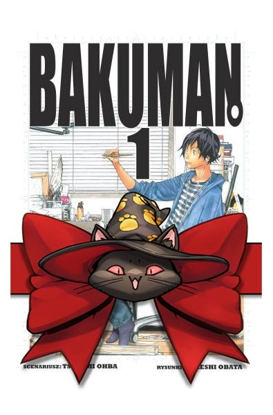 Bakuman 16-20 (pakiet)