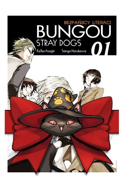 Bungou Stray Dogs 11-15 (pakiet)