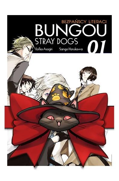 Bungou Stray Dogs 1-15 (pakiet)