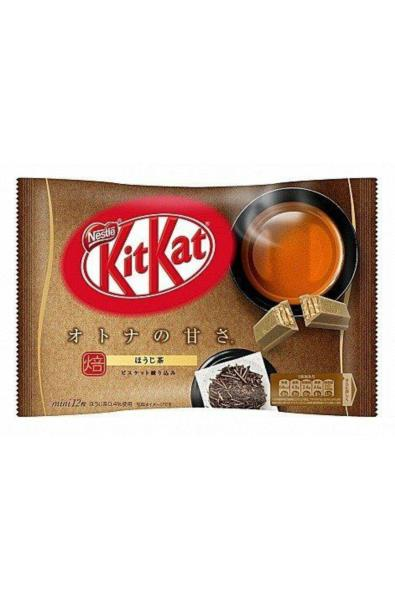 KitKat Roasted Green Tea (paczka)