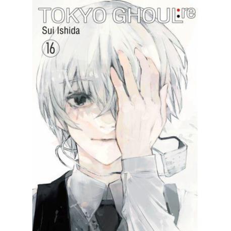 Tokyo Ghoul:re tom 16
