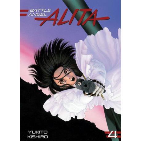 Battle Angel Alita (nowe wydanie) 04