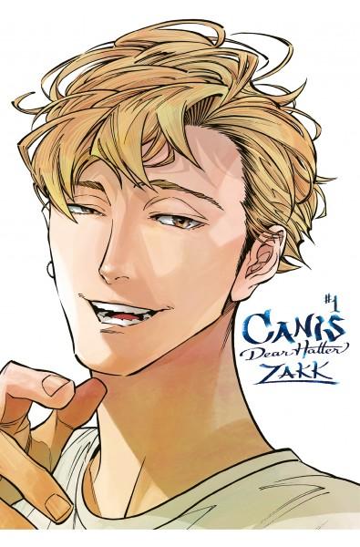 Canis -Dear Hatter- 01