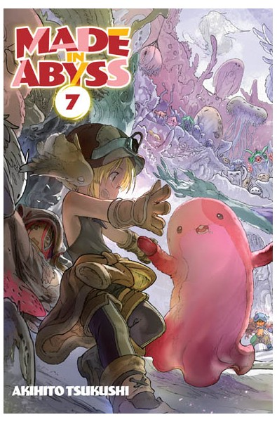 Made in Abyss 07