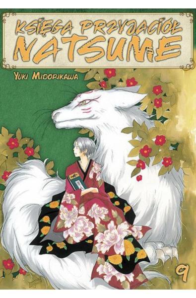 Księga przyjaciół Natsume 09