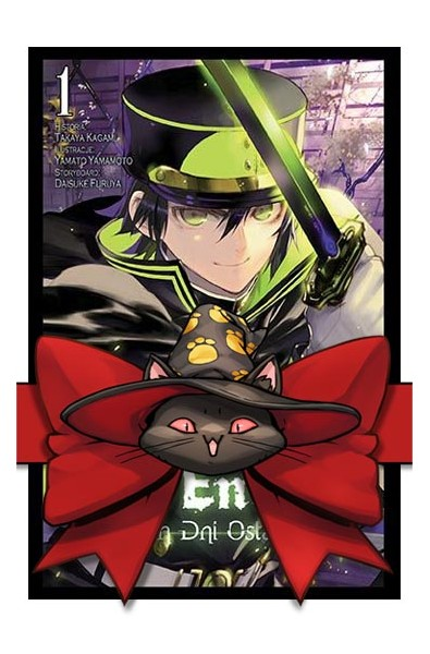 Seraph of the End 1-10 (pakiet)