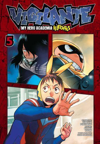 My Hero Academia - Illegals 05