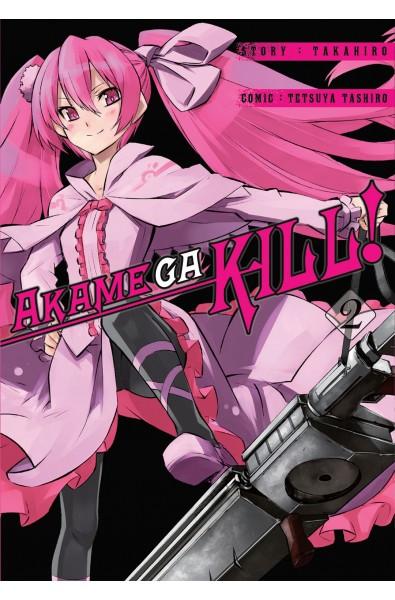 Akame ga kill! 02