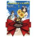 Summer Wars 1-3 (pakiet)