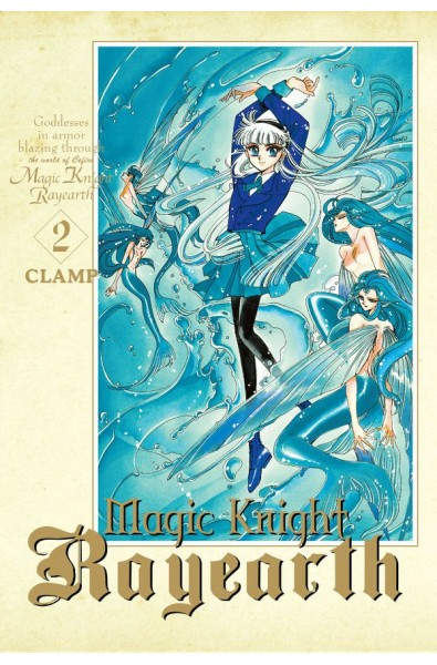 Magic Knight Rayearth 02
