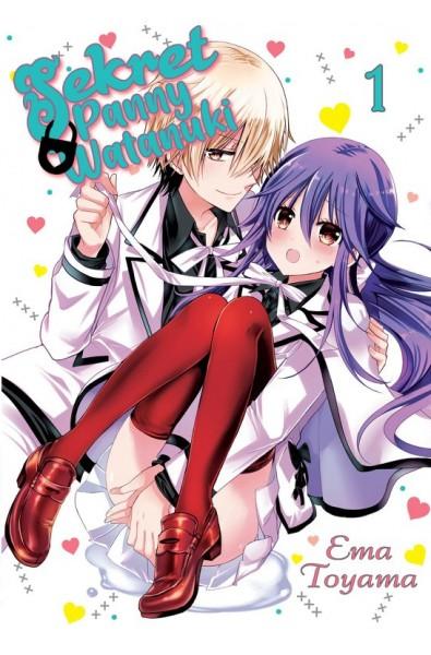 Sekret panny Watanuki 01