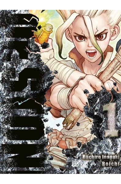 Dr Stone 01