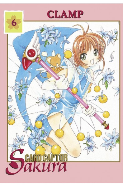 Card Captor Sakura 06 + karta