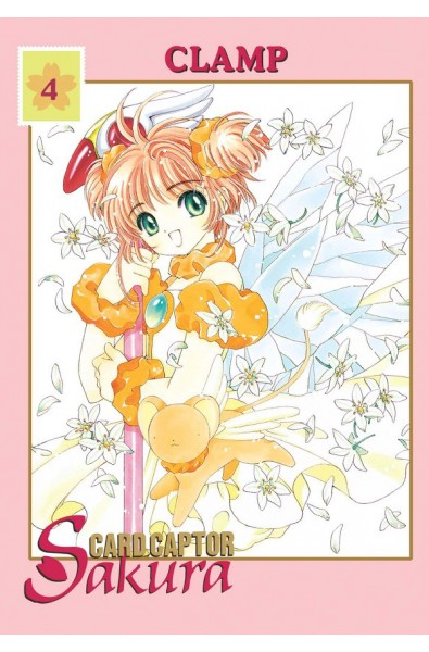 Card Captor Sakura 04 + karta
