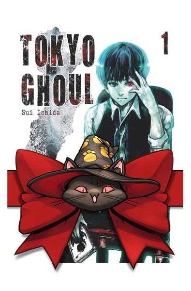 Tokyo Ghoul 1-14 (pakiet)