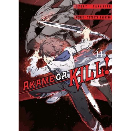 Akame ga kill! 14
