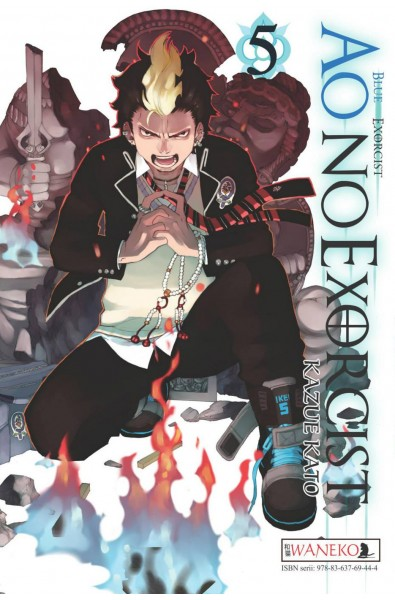 Ao No Exorcist 05