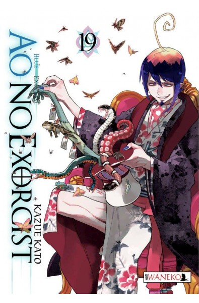 Ao No Exorcist 19