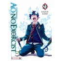 Ao No Exorcist 21