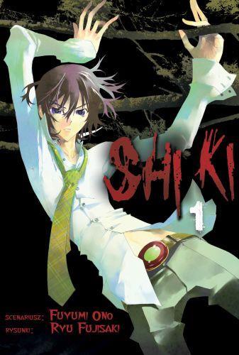 Shiki 01 + pocztówka