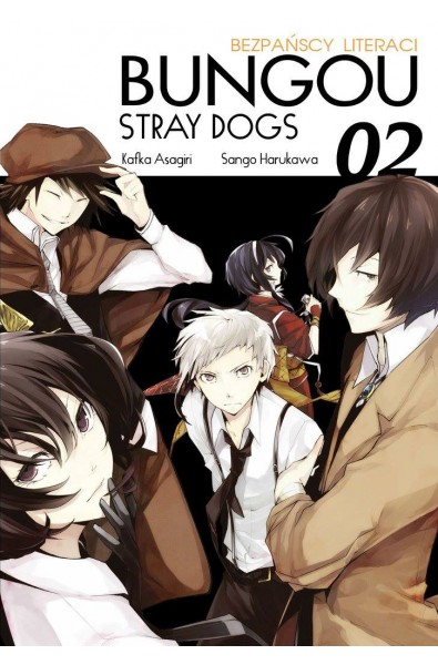 Bungo Stray Dogs 02