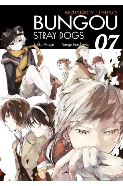 Bungo Stray Dogs tom 07
