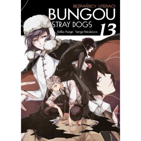 Bungo Stray Dogs 13
