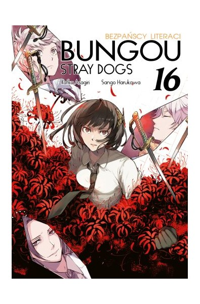 Bungo Stray Dogs 16