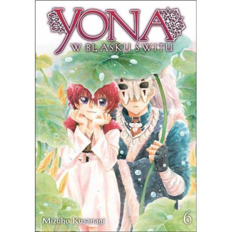 Yona w blasku świtu 06