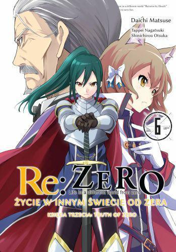 Re: Zero Życie w innym świecie od zera. Księga 3 - Truth of Zero 06
