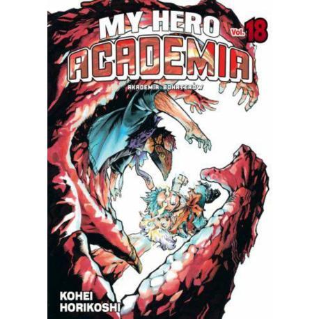 My Hero Academia 18
