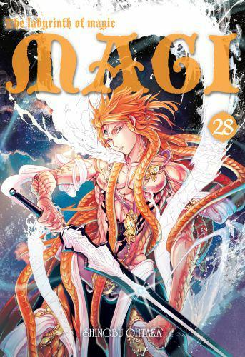 Magi: Labirynth of Magic 28