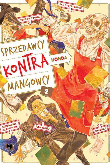 Honda. Sprzedawcy kontra mangowcy 02