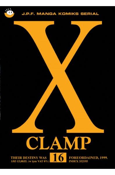 X Clamp 16