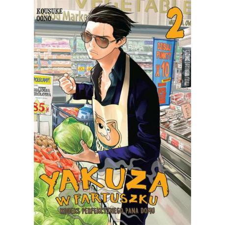 Yakuza w fartuszku. Kodeks perfekcyjnego pana domu 02