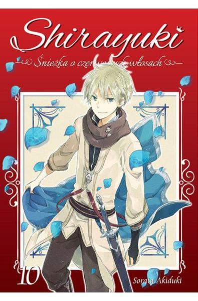 Shirayuki. Śnieżka o czerwonych włosach 10