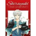 Shirayuki. Śnieżka o czerwonych włosach 02