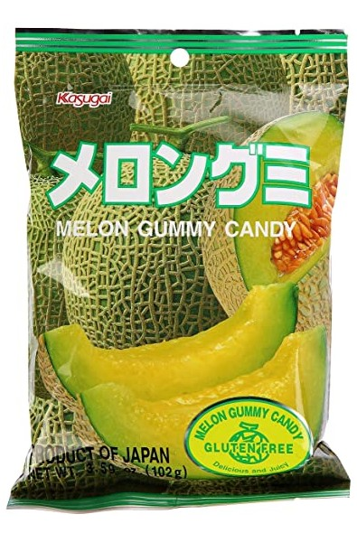 Kasugai Żelki Melonowe