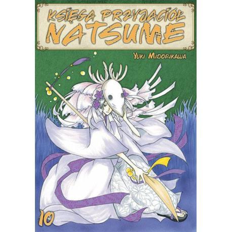 Księga przyjaciół Natsume 10