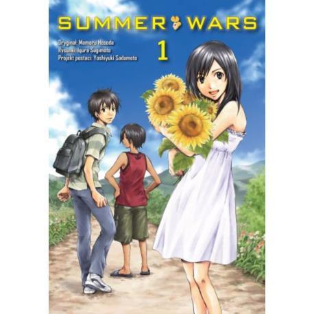 Summer Wars 01 + plakat