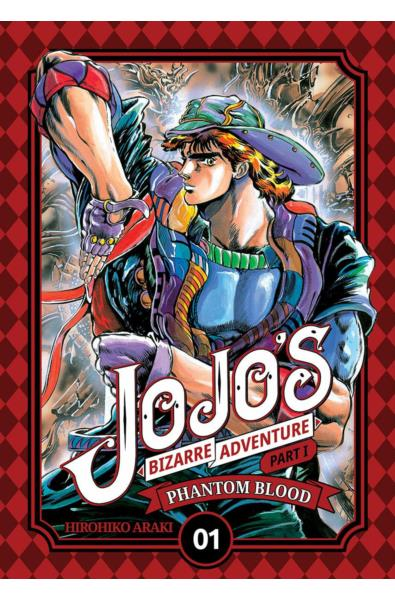 JOJO`s Bizarre Adventure part I 01