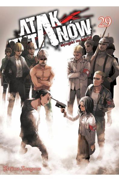 Atak Tytanów 29