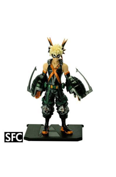 "My Hero Academia - figurka ""Katsuki Bakugo"" metal foil"