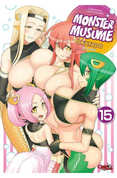 Monster Musume 15