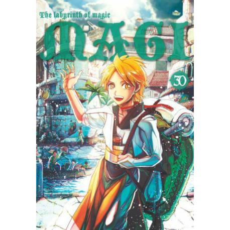 Magi: Labirynth of Magic 30