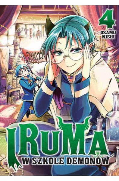 Iruma w szkole demonów 04